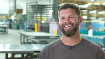 Sheet Metal & HVAC Industry Career Reviews: Get to know Jeff, a shop manager for General Sheet Metal