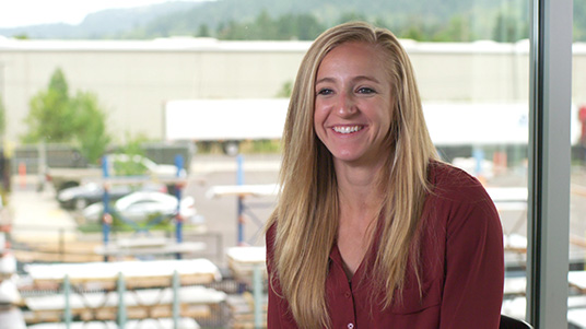 Sheet Metal & HVAC Industry Career Reviews: Get to know Ashley, a special projects & initiatives manager for General Sheet Metal