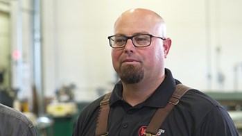 Sheet Metal & HVAC Industry Career Reviews: Get to know Harvey, a shop foreman for Western Allied Mechanical