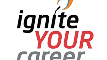 Ignite Your Career logo on white background