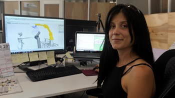 Sheet Metal & HVAC Industry Career Reviews: Get to know Burcin, a senior architectural designer